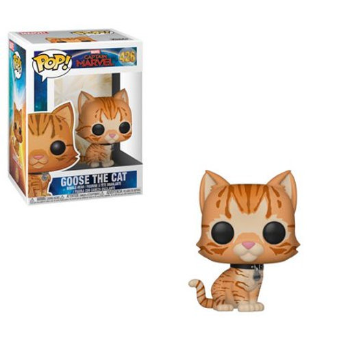 Funko POP! Captain Marvel - Goose the Cat  (426)