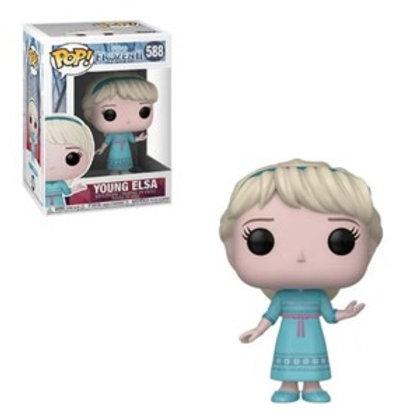 Funko POP! Frozen 2 - Young Elsa (588)