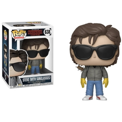 Funko POP! Stranger Things - Steve With with Sunglasses (638)
