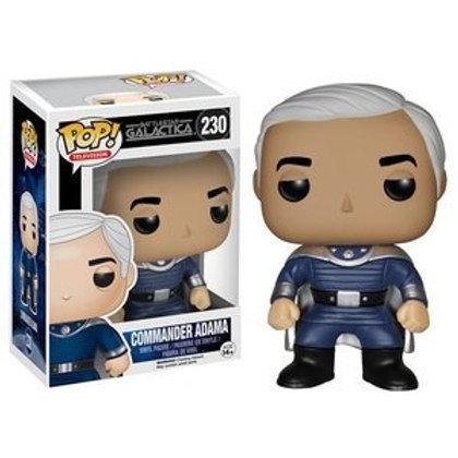 Funko POP! Battlestar Galactica - Commander Adama (230)