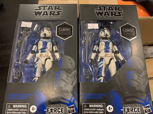 Black Series Force Unleashed - Stormtrooper Commander