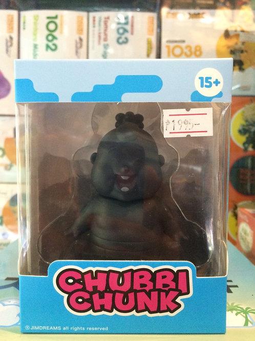Unbox and Friends  Jim Dreams Chubbi Chunk Black