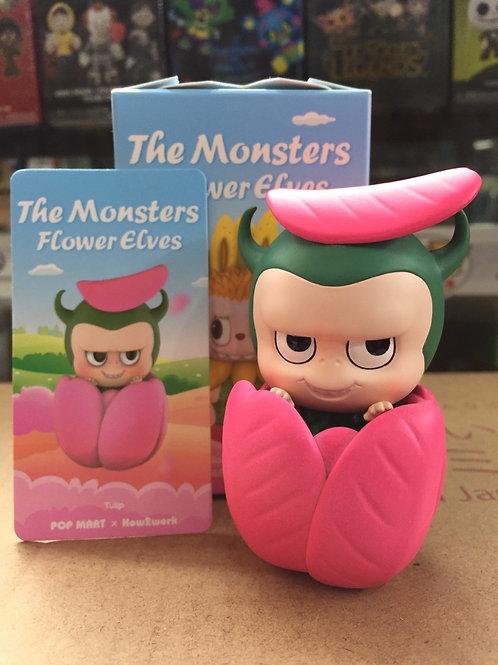 POPMART The Monsters Flower Elves - Tulip