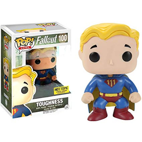 Funko POP! Fallout - Toughness Hot Topic Exclusive (100)