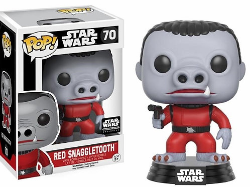 Funko POP! Smuggler's Bounty Red Snaggletooth (70)