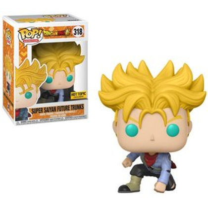 Funko POP!  DBZ - Super Saiyan Future Trunks SE Ex (318)