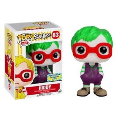 Funko POP! Secret Base - Hiddy Purple (83)