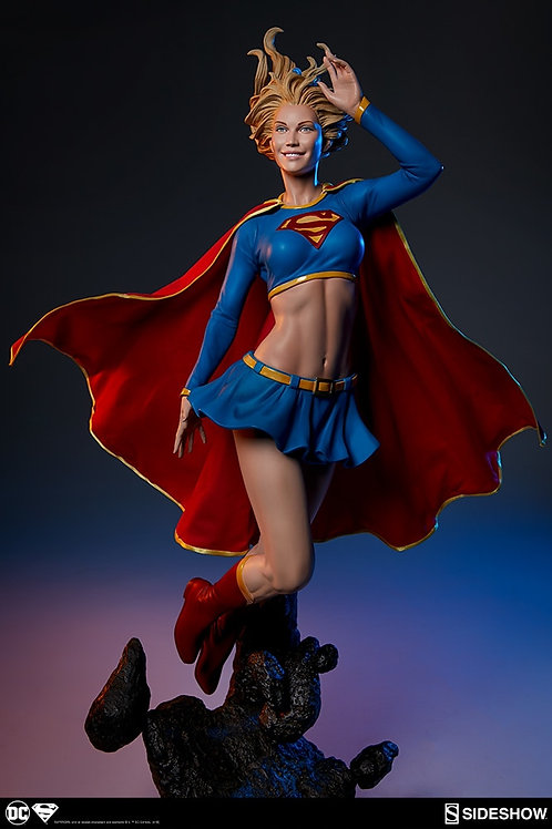Sideshow Collectibles DC Supergirl Premium Format
