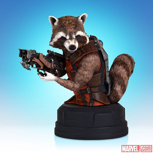 Gentle Giant Marvel - Rocket Raccoon Mini bust