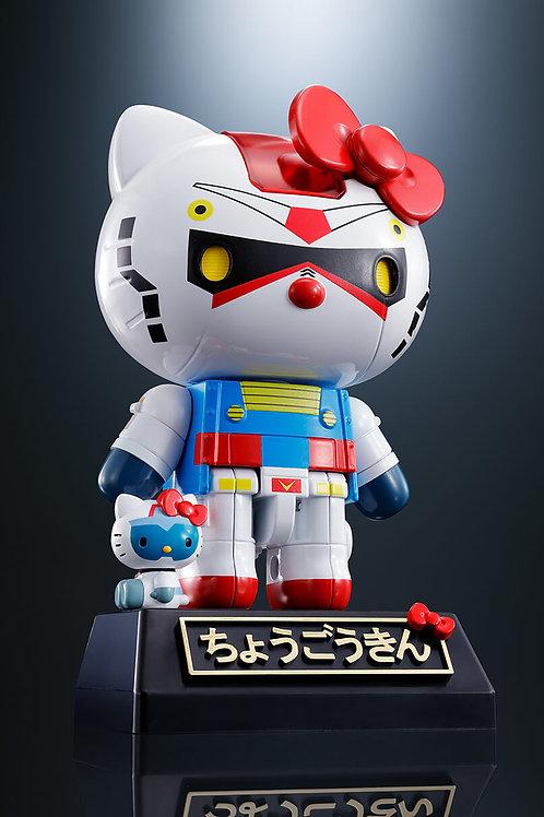Chogokin Hello Kitty Gundam RX-76-2