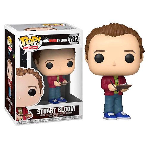 Funko POP! Big Bang Theory - Stuart Bloom  (782)