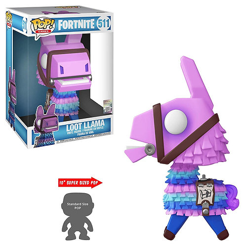 Funko POP! Fortnite Loot Llama (511) 10 inch