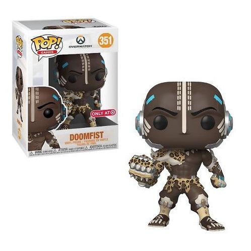 Funko POP! Overwatch - Doomfist Leopard SE Ex (351)
