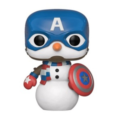 Funko POP! Marvel - Holiday Cap Snowman (532)