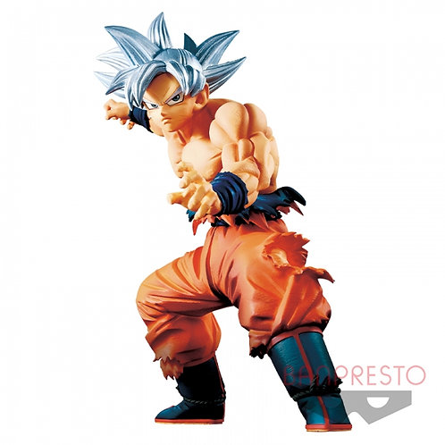 Banpresto DBZ Maximatic - Son Goku Ultra Instinct