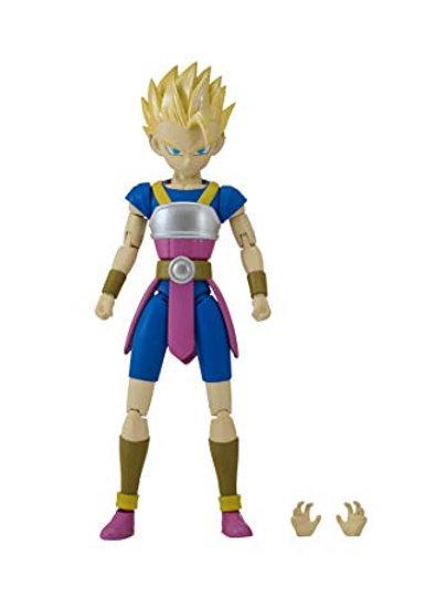Bandai Dragon Star DBZ Super Saiyan Cabba