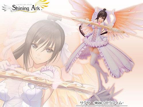 Kotobukiya Shining Ark Sakuya Mode Seraphim Artfx J 1/8