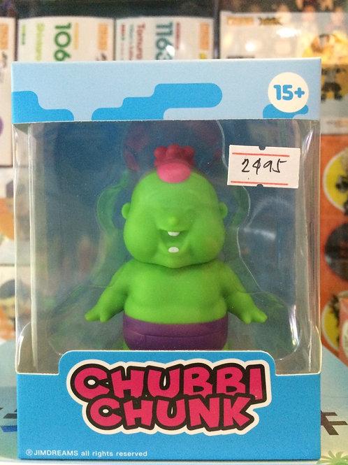 Unbox and Friends  Jim Dreams Chubbi Chunk Green Hulk