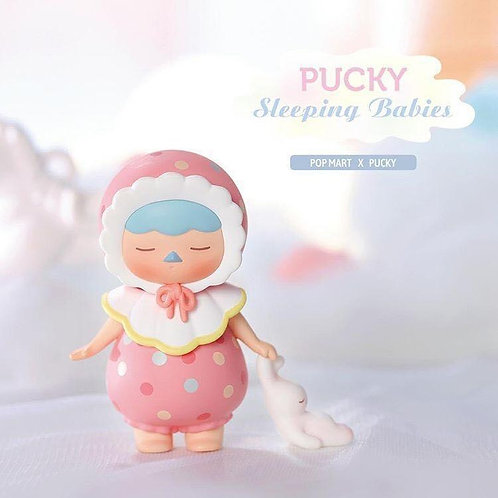 POPMART Pucky Sleeping Babies - Dolly