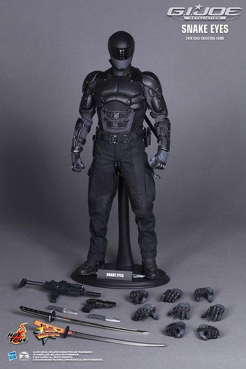 Hot Toys G.I. Joe - Snake Eyes and Storm Shadow Set of 2