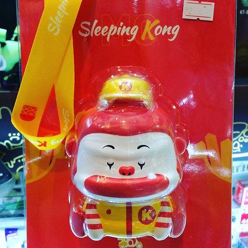 KAZE STUDIO Mcdo Kong Rit Sleeping Kong Sitting