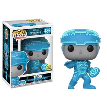 Funko POP! Disney Tron - Tron GITD  (489)