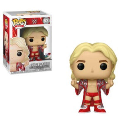 Funko POP! WWE - Ric Flair Red (63)