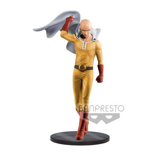 Banpresto DXF One Punch Man - Saitama