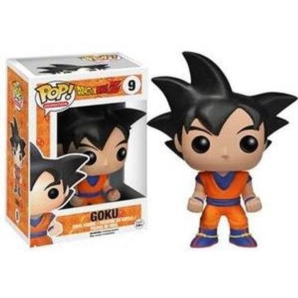 Funko POP! DBZ - Goku Black Hair (9)