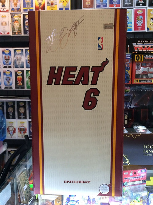 Enterbay Lebron James Miami Heat