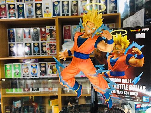 Banpresto DBZ Dokkan Battle Collab Super Saiyan 2 Son Goku