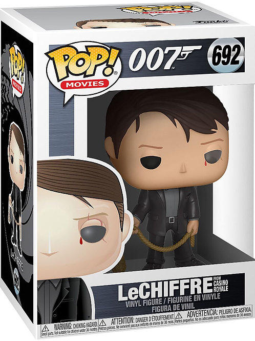 Funko POP! 007 - LeChiffre Casino Royale (692)