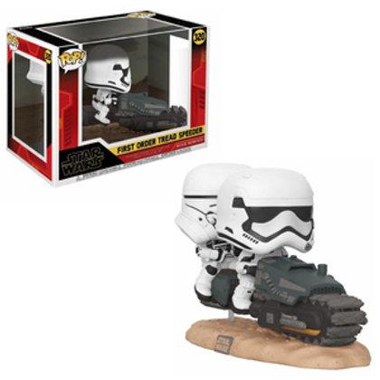 Funko POP! Star Wars Rise of Skywalker - First Order Tread Speeder (320)