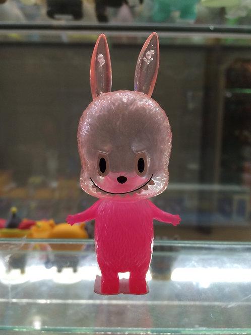 Mini Labubu Series 2 - Pink Transparent Head