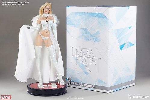 Sideshow Collectibles Marvel- Emma Frost Premium Format Exclusive
