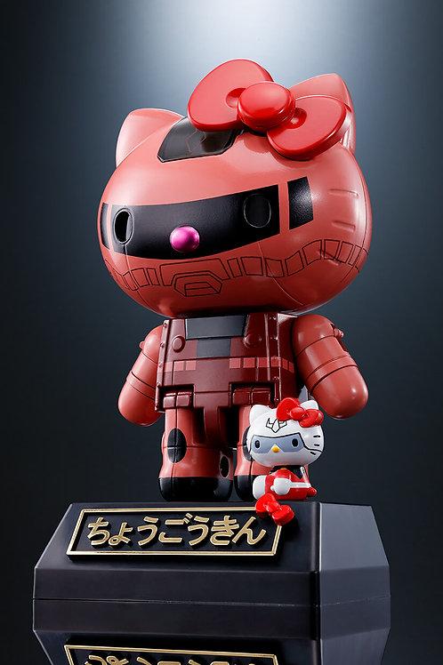 Chogokin Hello Kitty Char Zaku