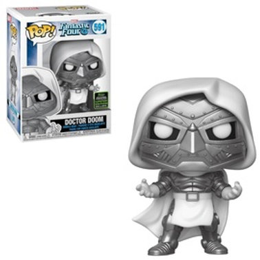 Funko POP! Fantastic Four - Doctor Doom God Emperor SCE (591)