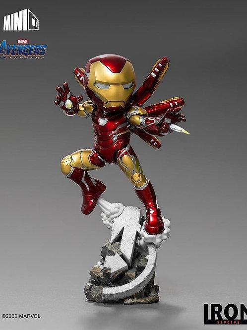 PRE ORDER Iron Studios Mini Co Avengers Endgame Iron Man