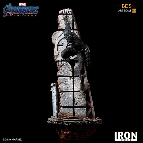 Iron Studios Marvel Avengers Endgame - Black Panther 1/10