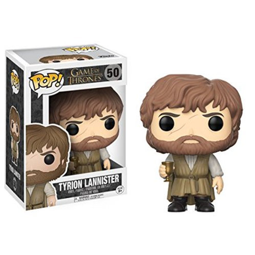 Funko POP! Game Of Thrones - Tyrion Lannister (50)