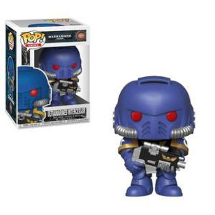 Funko POP! Warhammer 40k - Ultramarines Intercessor (499)