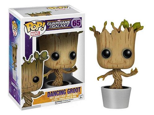 Funko POP! GotG - Dancing Groot (65)