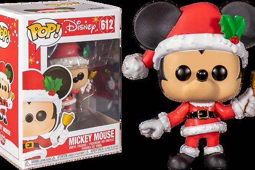 Funko POP! Disney - Mickey Mouse Holiday  (612)