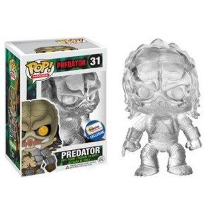 Funko POP! Predator - Predator Clear Hot Topic (31)