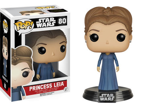 Funko POP! Star Wars Force Awakens -Princess Leia (80)