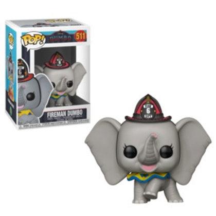 Funko POP! Disney - Fireman Dumbo (511)