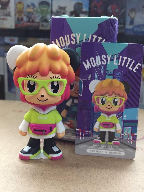 POPMART Mousy Little - Neon Mousy Little