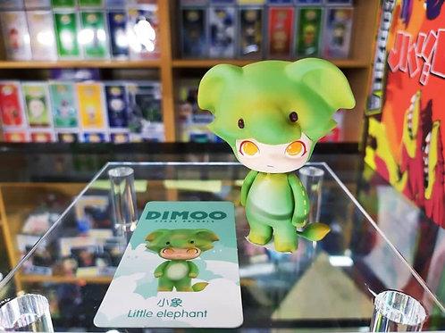 POPMART Dimoo World Animals - Little Elephant