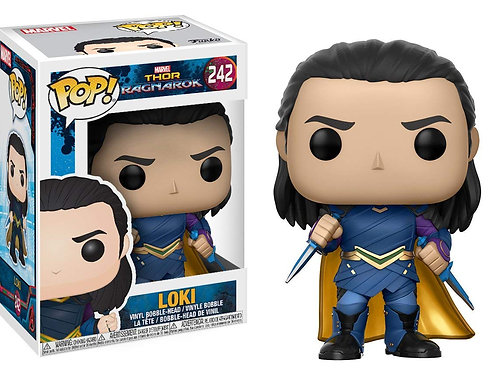 Funko POP! Thor Ragnarok - Loki (242)