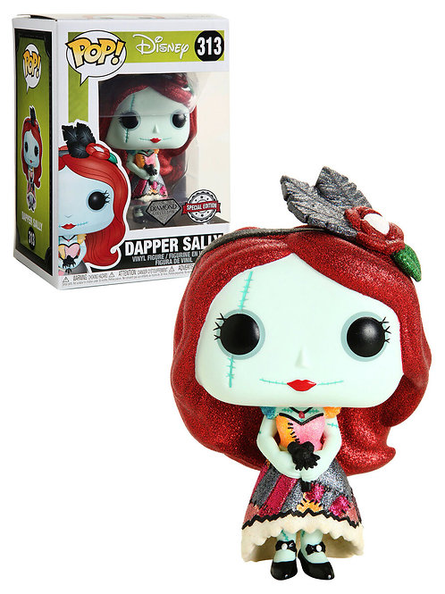 Funko POP! Dapper Sally SE Sticker Diamond Series (313)